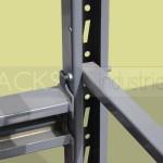 El control de stock es sencillo cuando se plantea un depósito con rack industriales