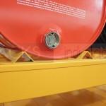 El rack industrial permite mantener el orden y la limpieza de manera sencilla