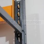 El rack industrial permite mejorar la planificación del depósito al lograr un mejor aprovechamiento del espacio disponible