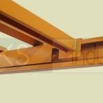 el rack industrial mejora la logística del depósito