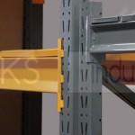 El rack industrial hace del depósito un lugar más eficiente